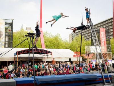 Opnieuw aan de slag voor Circusstad Festival
